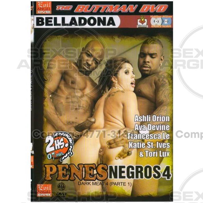 - DVD XXX Penes Negros 4
