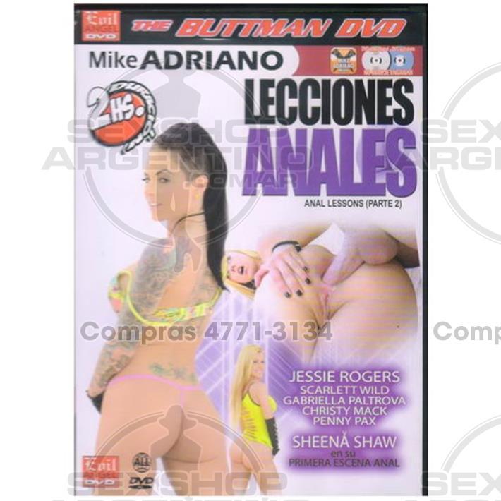 - DVD XXX Lecciones Anales 2