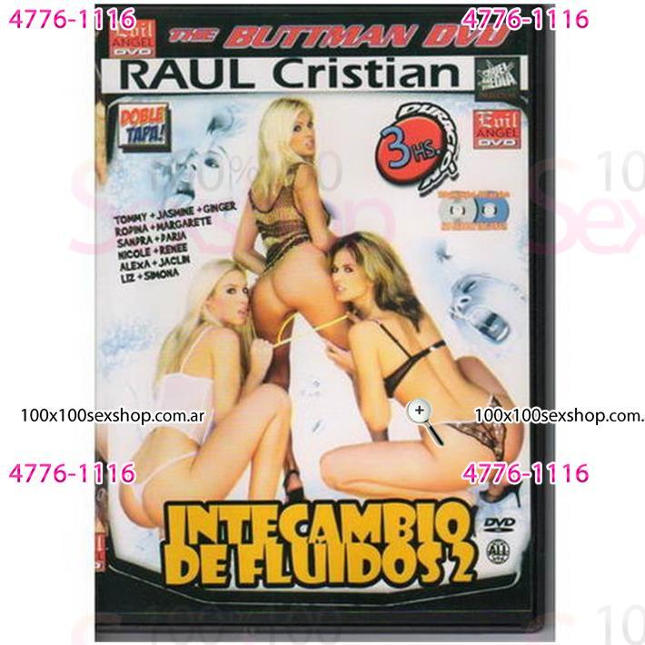 Cód: CA DVDCUM-205 - DVD XXX Intercambio De Fluidos 2 - $ 200