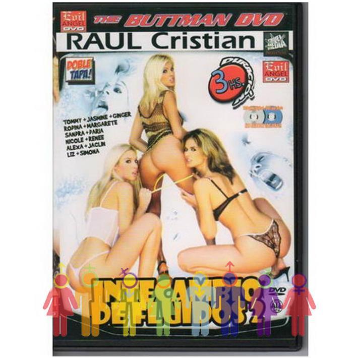 DVD XXX Intercambio De Fluidos 2