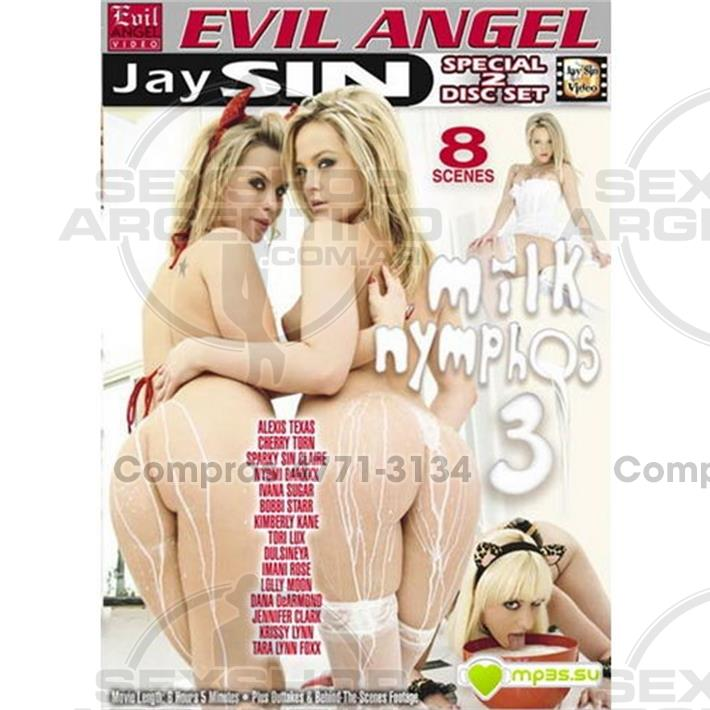 - DVD XXX Derrochando Leche 3
