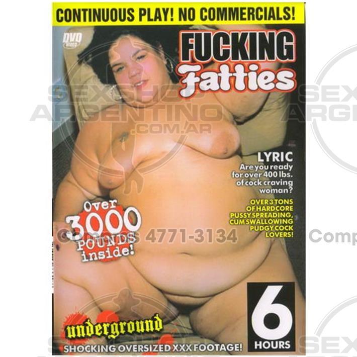 - DVD XXX Fucking Fatties