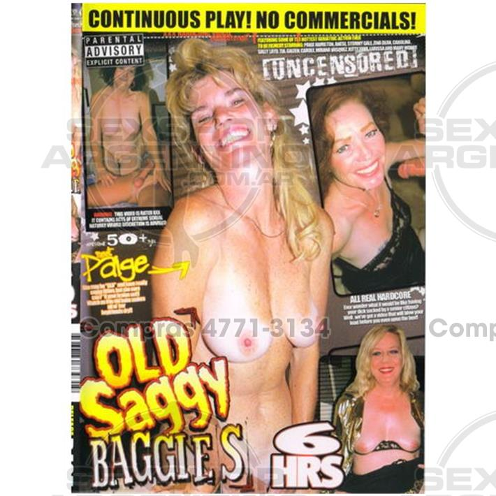 - DVD XXX Old Shaggy Baggies