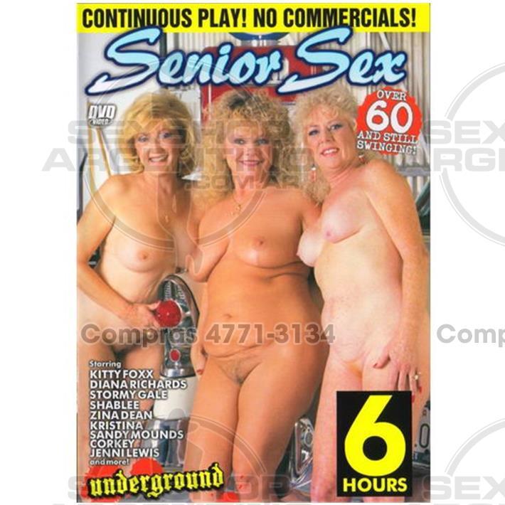 - DVD XXX Senior Sex