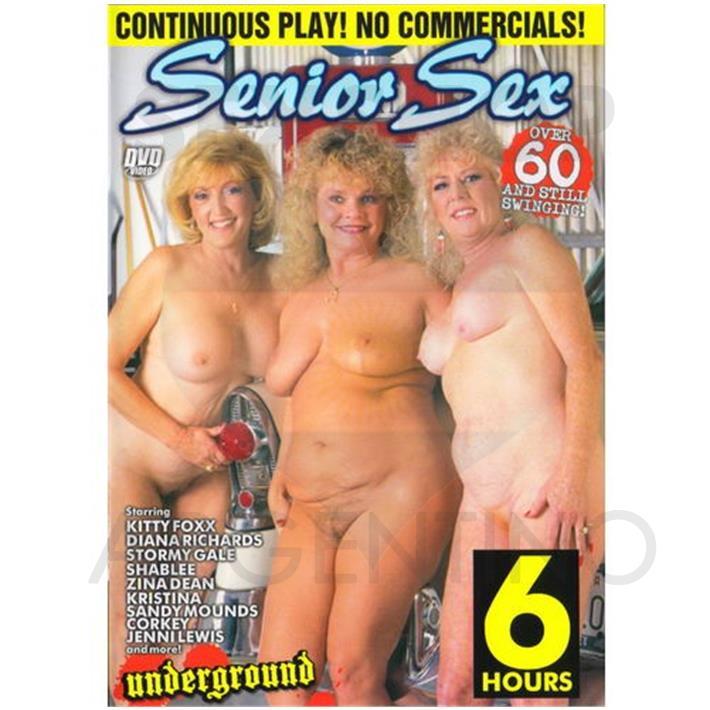 DVD XXX Senior Sex