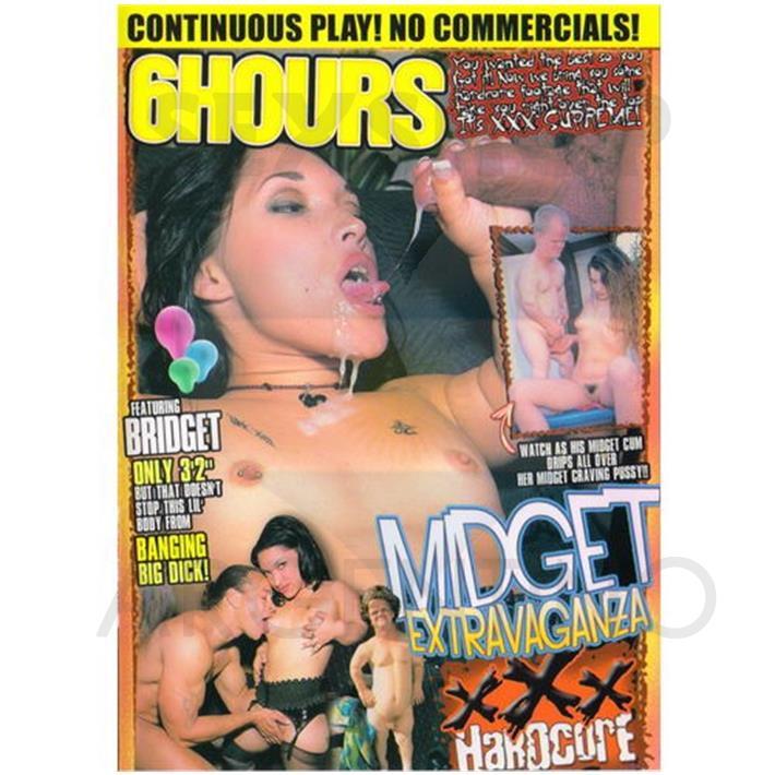 DVD XXX Midget Extravaganza