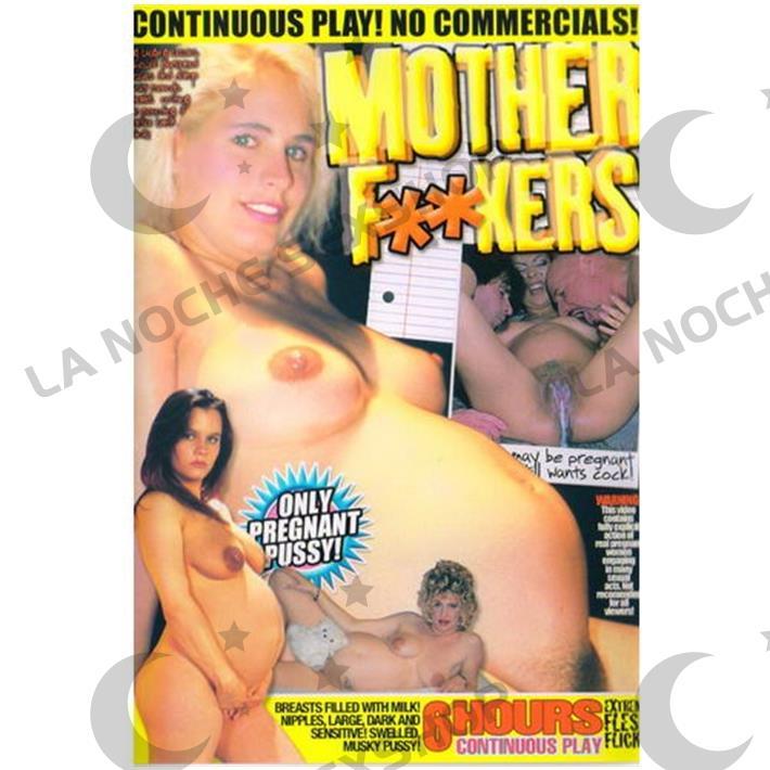 DVD XXX Mother Fuckers