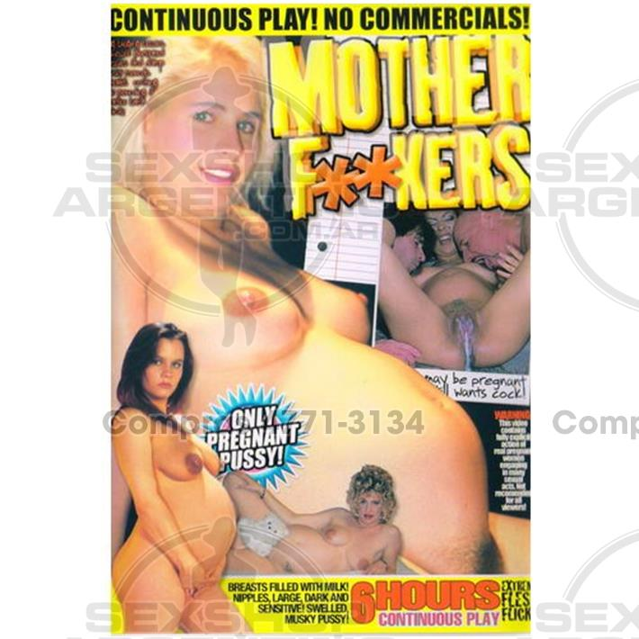 - DVD XXX Mother Fuckers