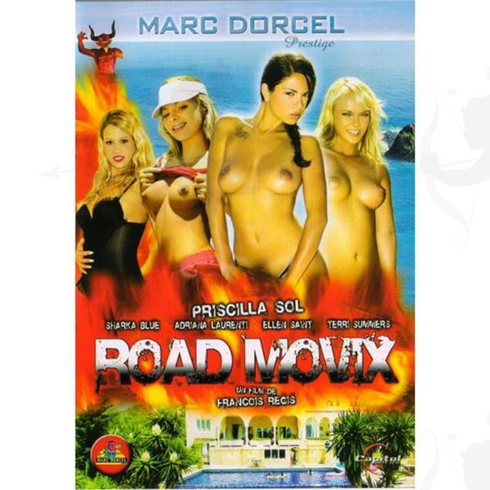 Cód: DVDFRA-108 - DVD XXX Road Movix - $ 200
