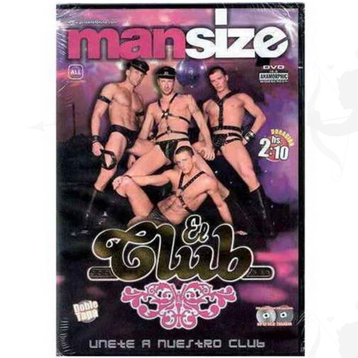 Cód: DVDG-201 - DVD XXX El Club - $ 200