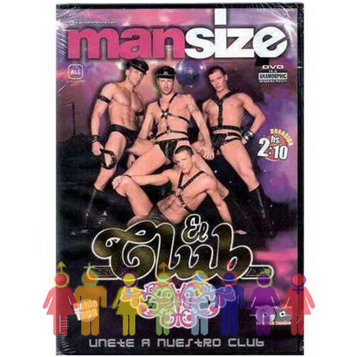 DVD XXX El Club