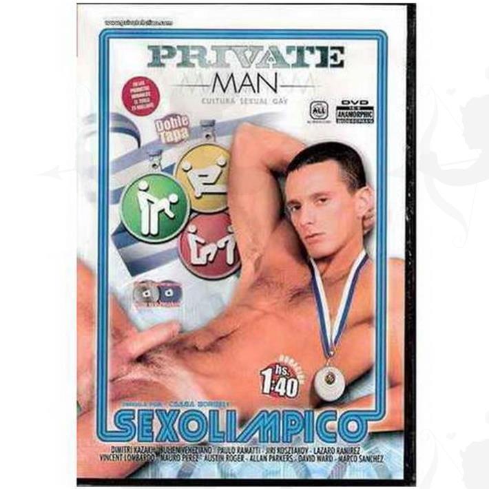 Cód: DVDG-204 - DVD XXX Sexolimpico - $ 200