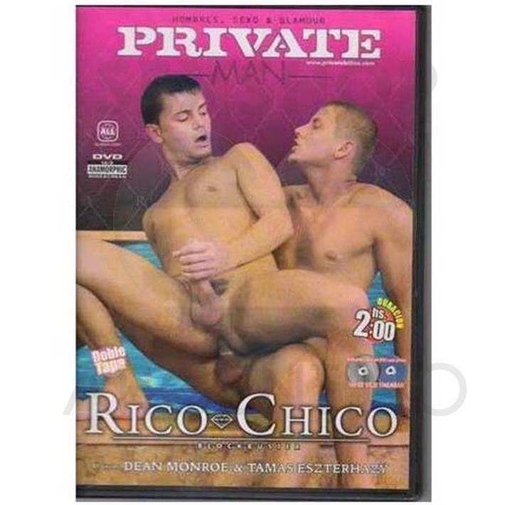 DVD XXX Rico Chico