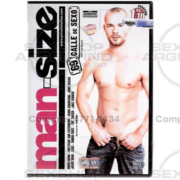 - DVD XXX 69 Calle De Sexo
