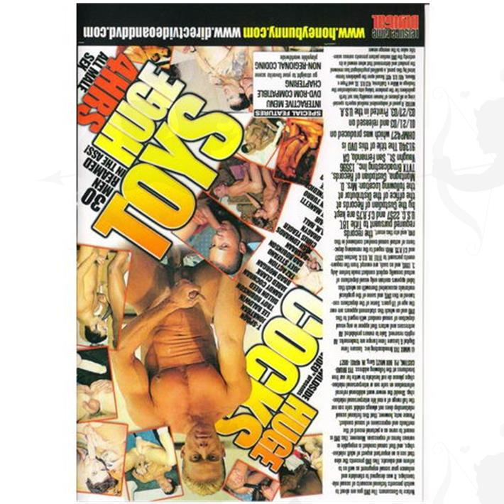 DVD XXX Cuero Adentro