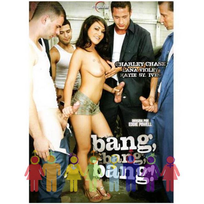 DVD XXX Bang Bang Bang