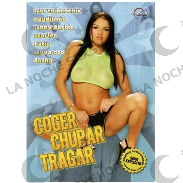 DVD XXX Coger Chupar Y Tragar