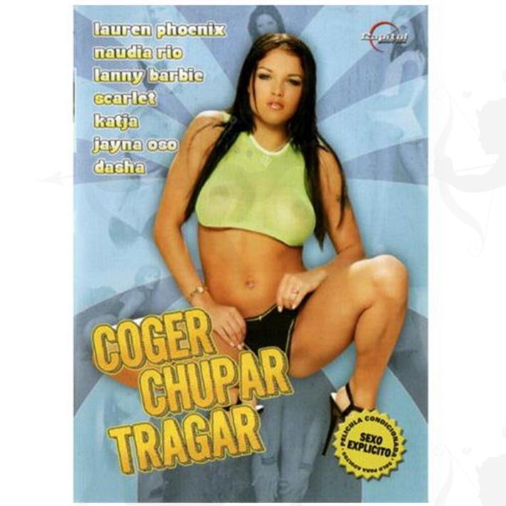 Cód: DVDHET-101 - DVD XXX Coger Chupar Y Tragar - $ 200