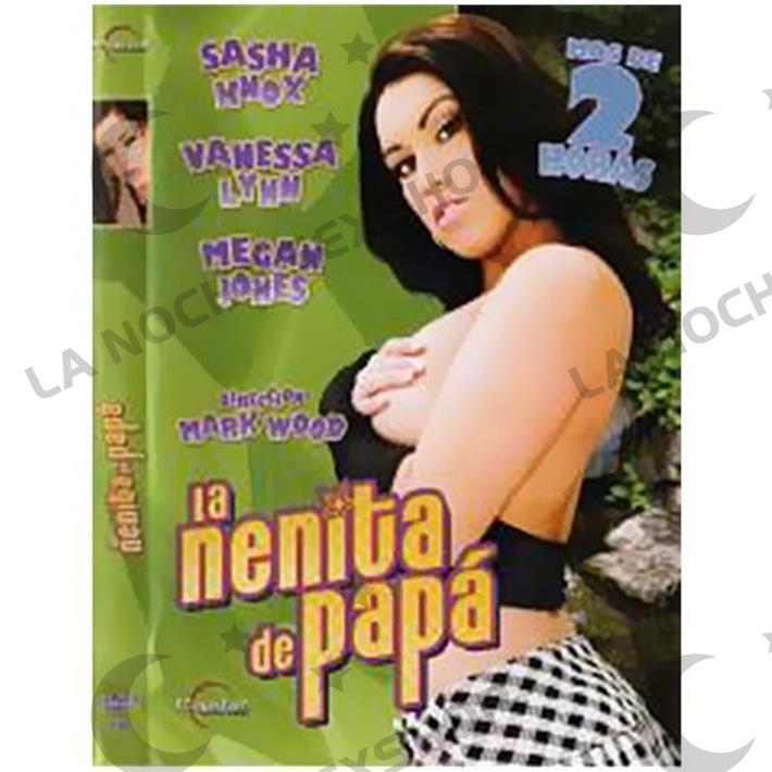 DVD XXX La Nenita De Papa