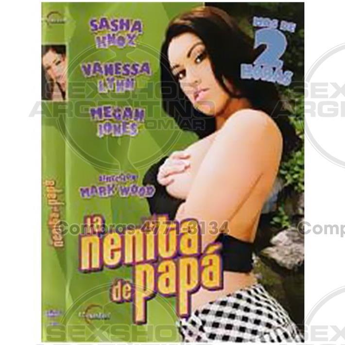 - DVD XXX La Nenita De Papa