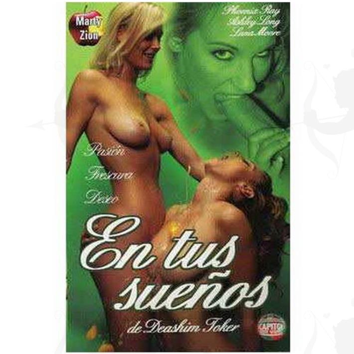 Cód: DVDHET-125 - DVD XXX En Tus Sueños - $ 200