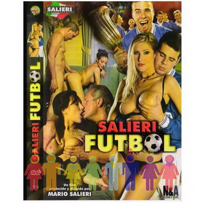 DVD XXX Salieri Futbol