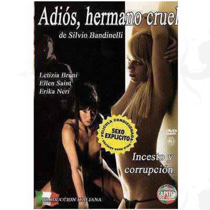 Cód: DVDIT-110 - DVD XXX Adios Hermano Cruel - $ 200