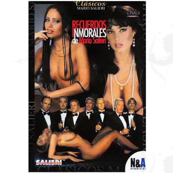 Cód: DVDIT-113 - DVD XXX Recuerdos Inmorales - $ 200