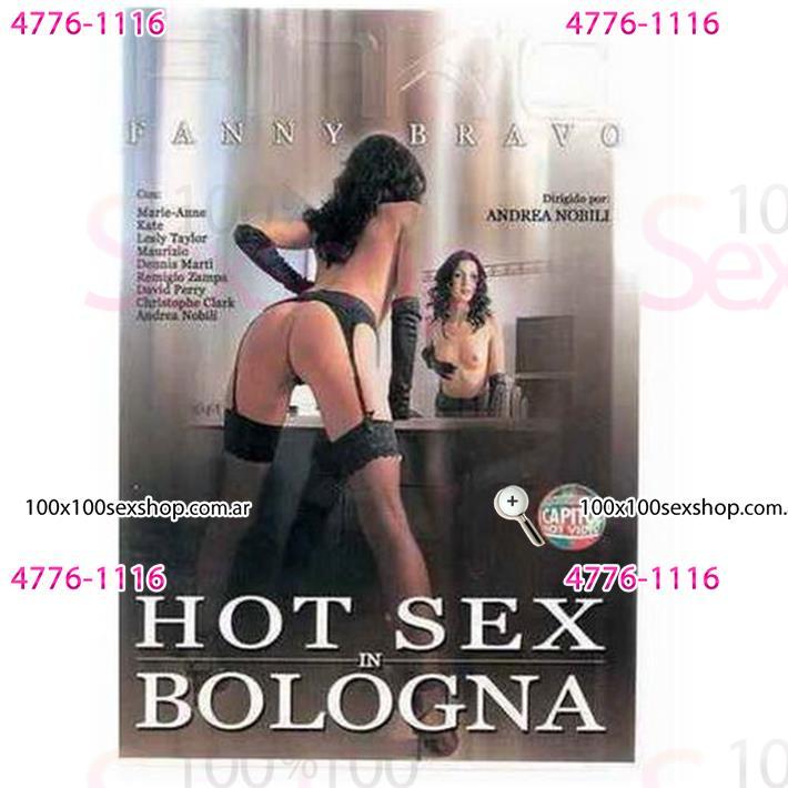 Cód: CA DVDIT-115 - DVD XXX Hot Sex Bologna - $ 200