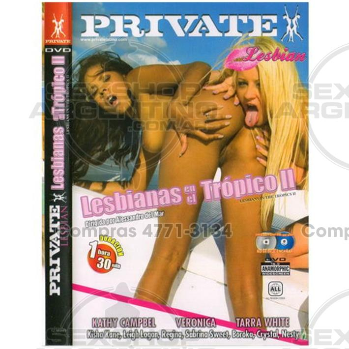 - DVD XXX Lesbianas En El Tropico