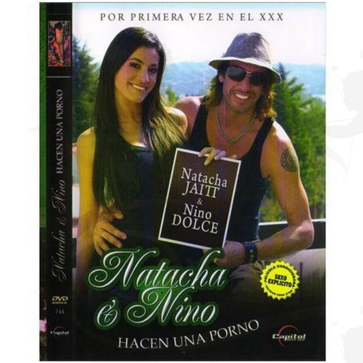 DVD XXX Natacha Y Nino