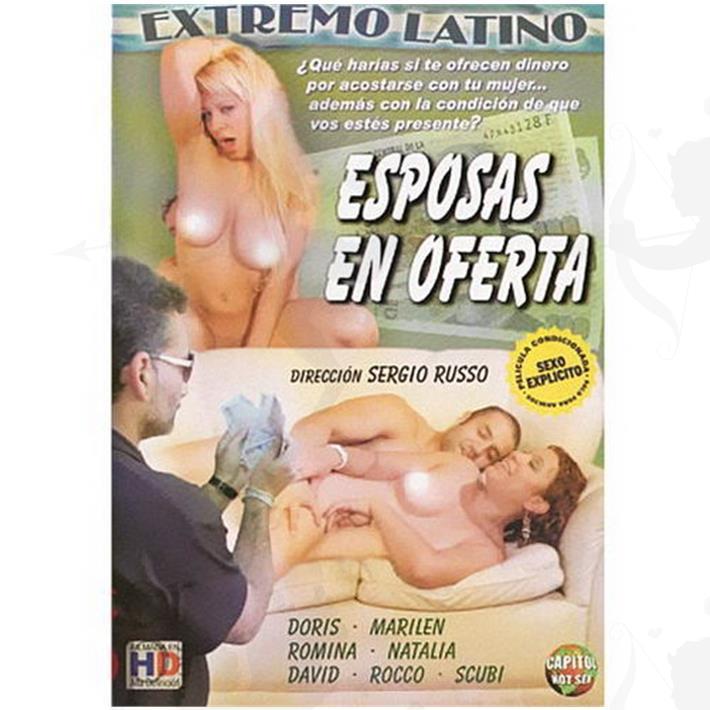 DVD XXX Esposas En Oferta