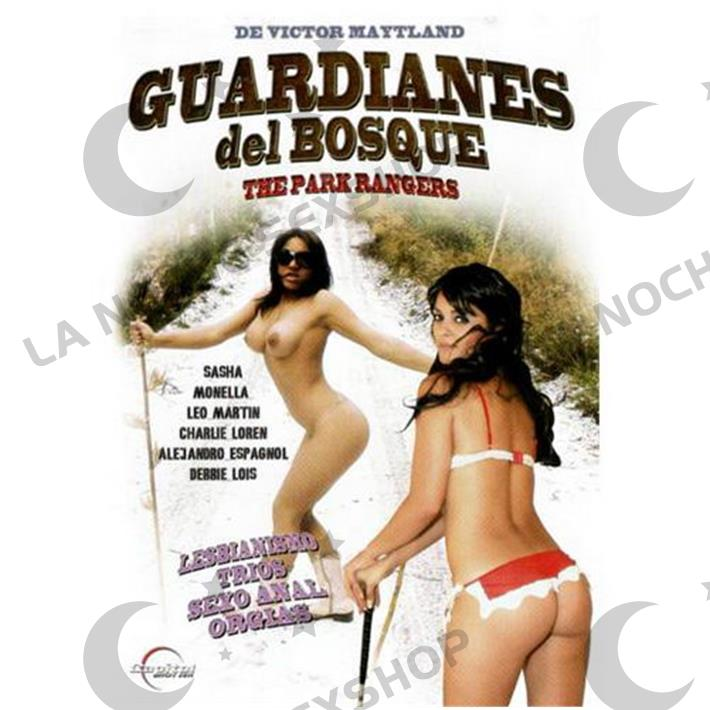 DVD XXX Guardianes Del Bosque