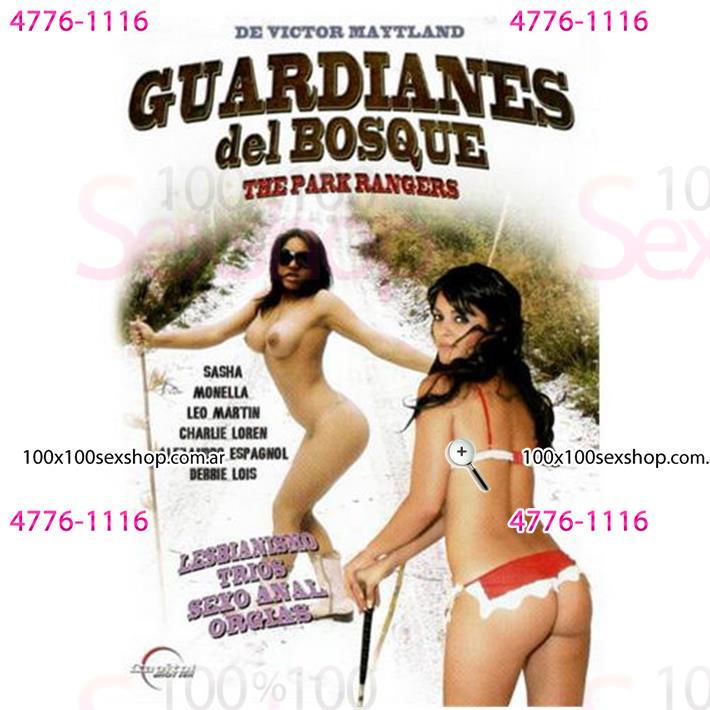 Cód: CA DVDNAC-104 - DVD XXX Guardianes Del Bosque - $ 200