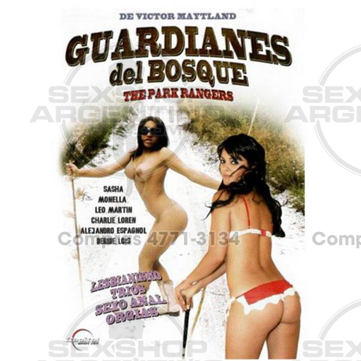 - DVD XXX Guardianes Del Bosque