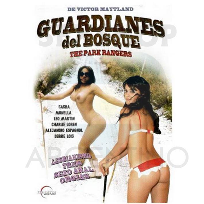 DVD XXX GuardiArnes Del Bosque