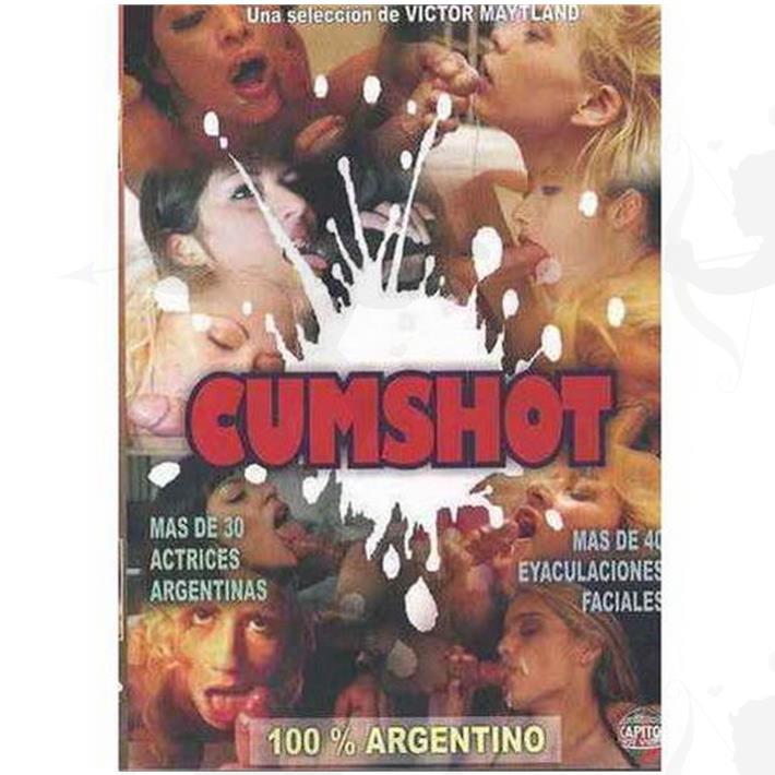 DVD XXX Cumshot Argentino