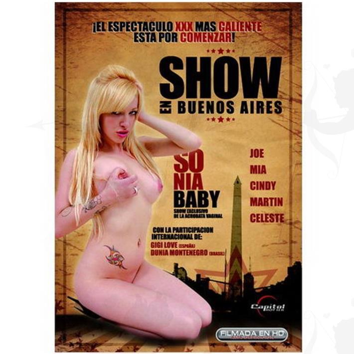 Cód: DVDNAC-108 - DVD XXX Show En Buenos Aires - $ 200