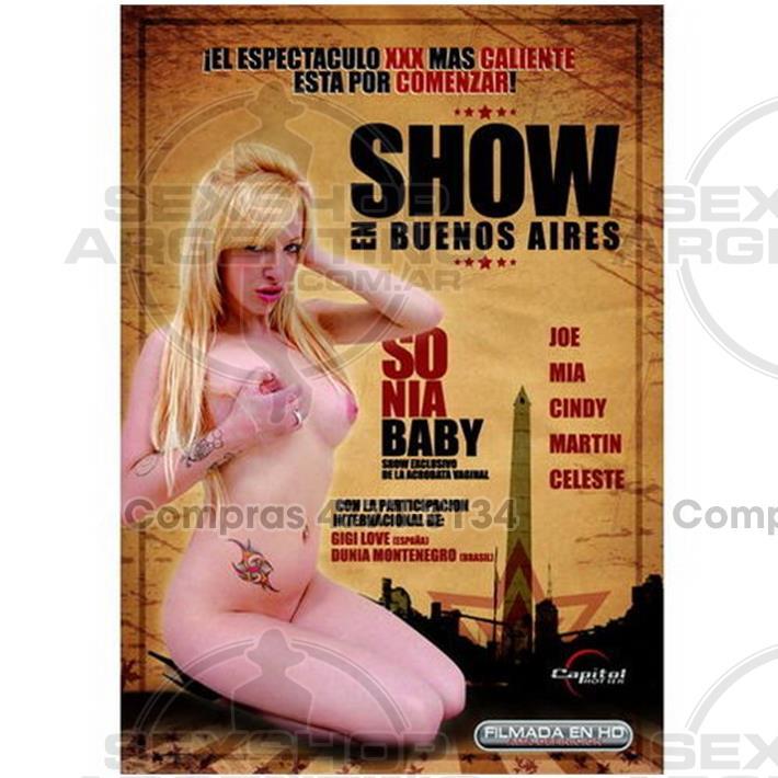 - DVD XXX Show En Buenos Aires
