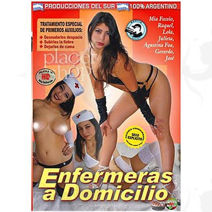 DVD XXX Enfermeras A Domicilio
