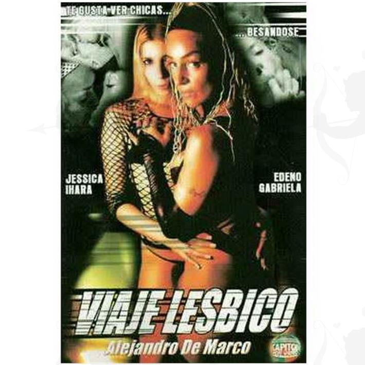 Cód: DVDNAC-125 - DVD XXX Viaje Lesbico - $ 200