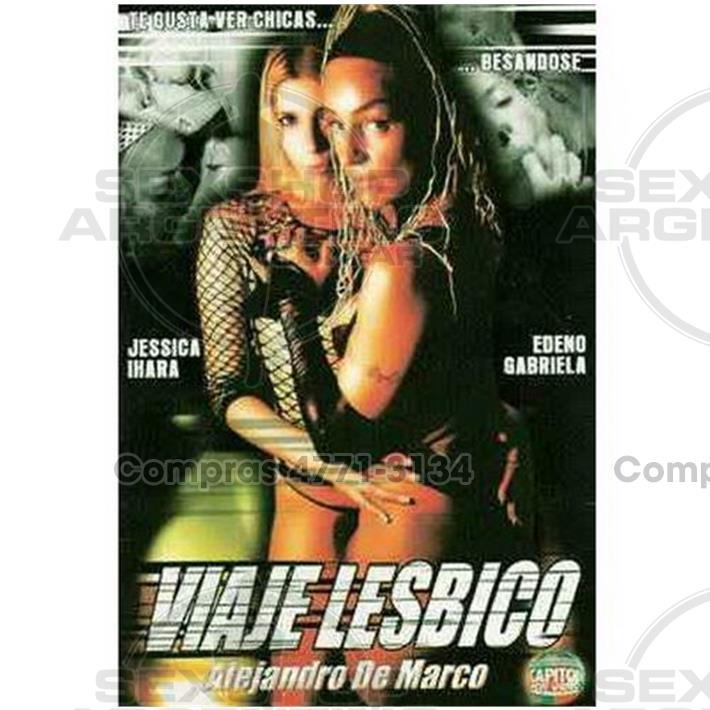 - DVD XXX Viaje Lesbico