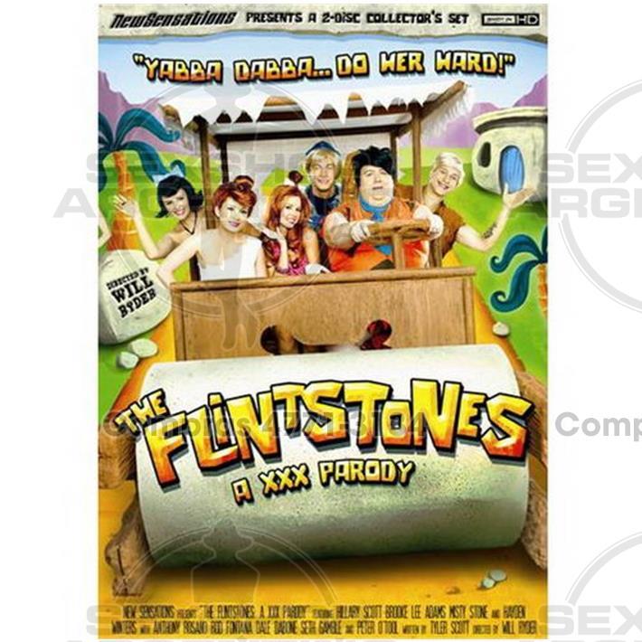 - DVD XXX Los Picapiedras Parodia Xxx
