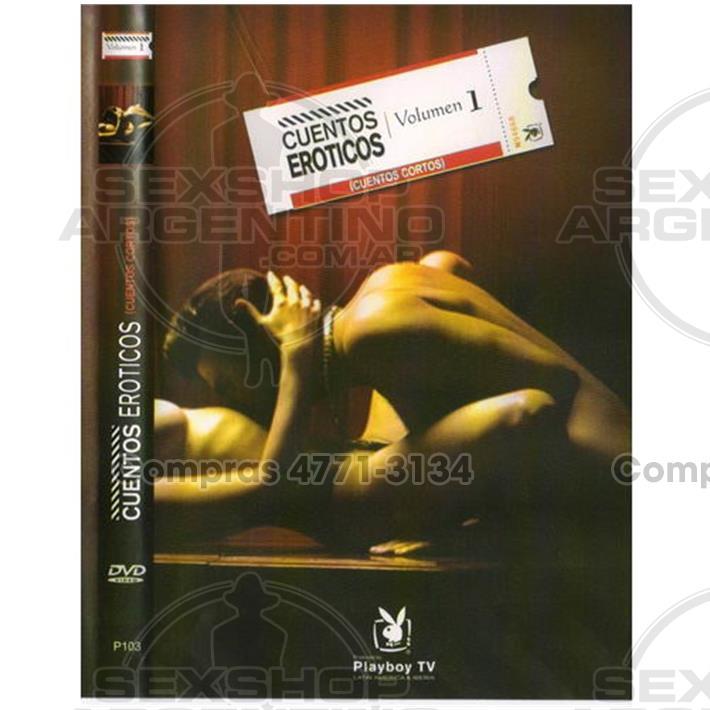 - DVD XXX Cuentos Eroticos