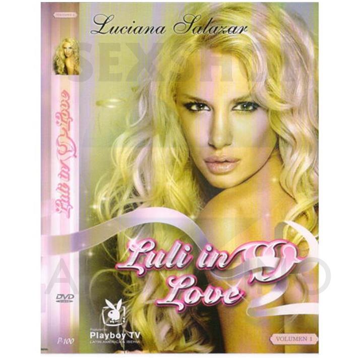 DVD XXX Luciana Salazar Luli In Love