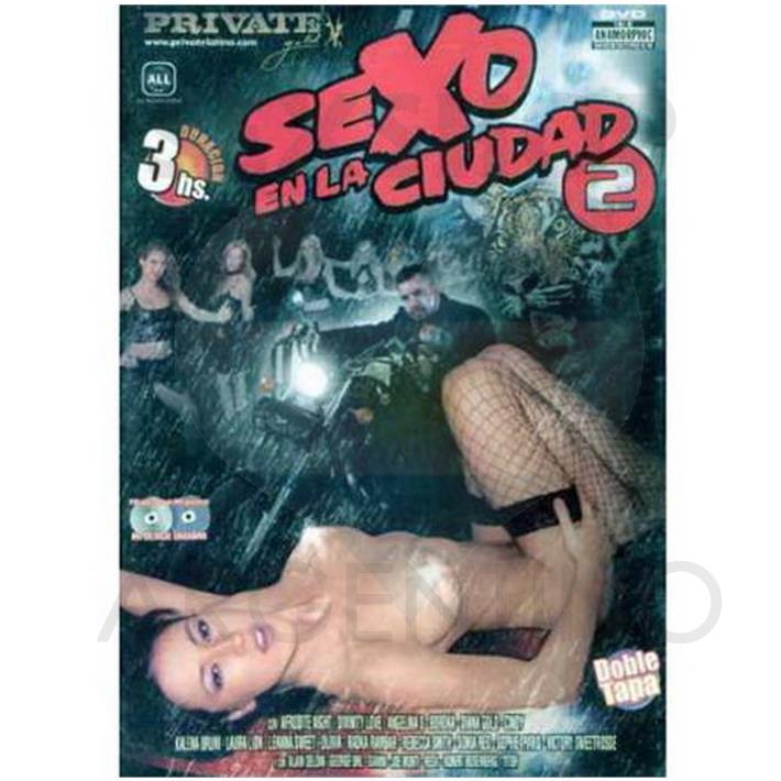 DVD XXX Sexo En La Ciudad 2