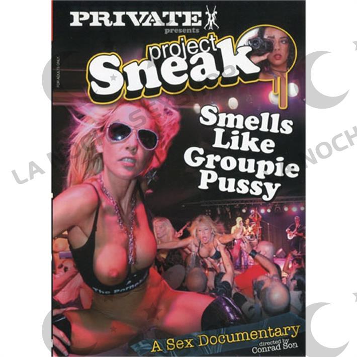 DVD XXX Los olores igual que Groupie Pussy