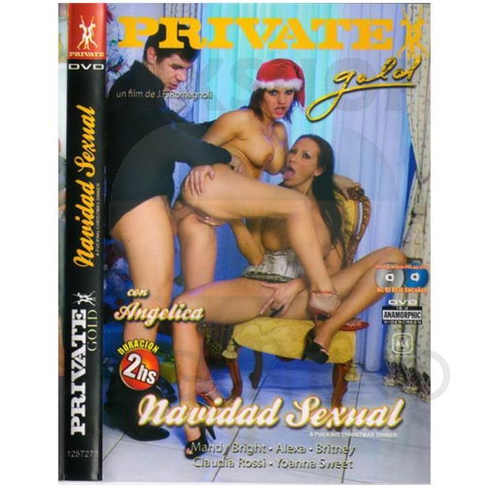 DVD XXX Navidad Sexual