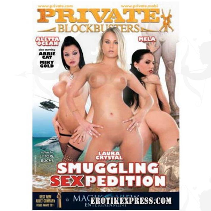Cód: DVDPRIV-136 - DVD XXX Contrabando De Sexo - $ 200