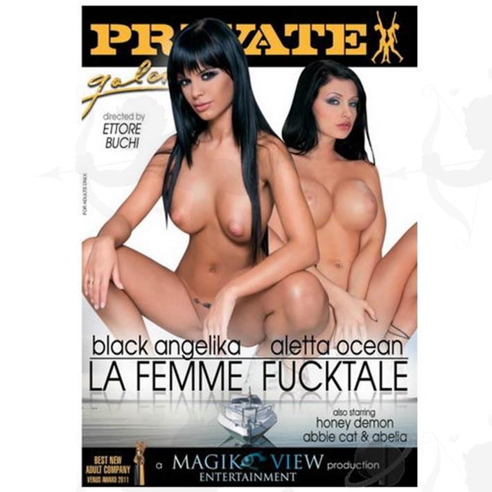 DVD XXX La Mujer Del Cuento De